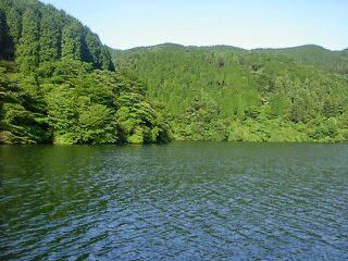 夏の芦ノ湖