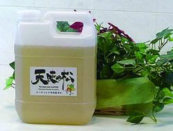 天然成分の洗剤「天使の松」