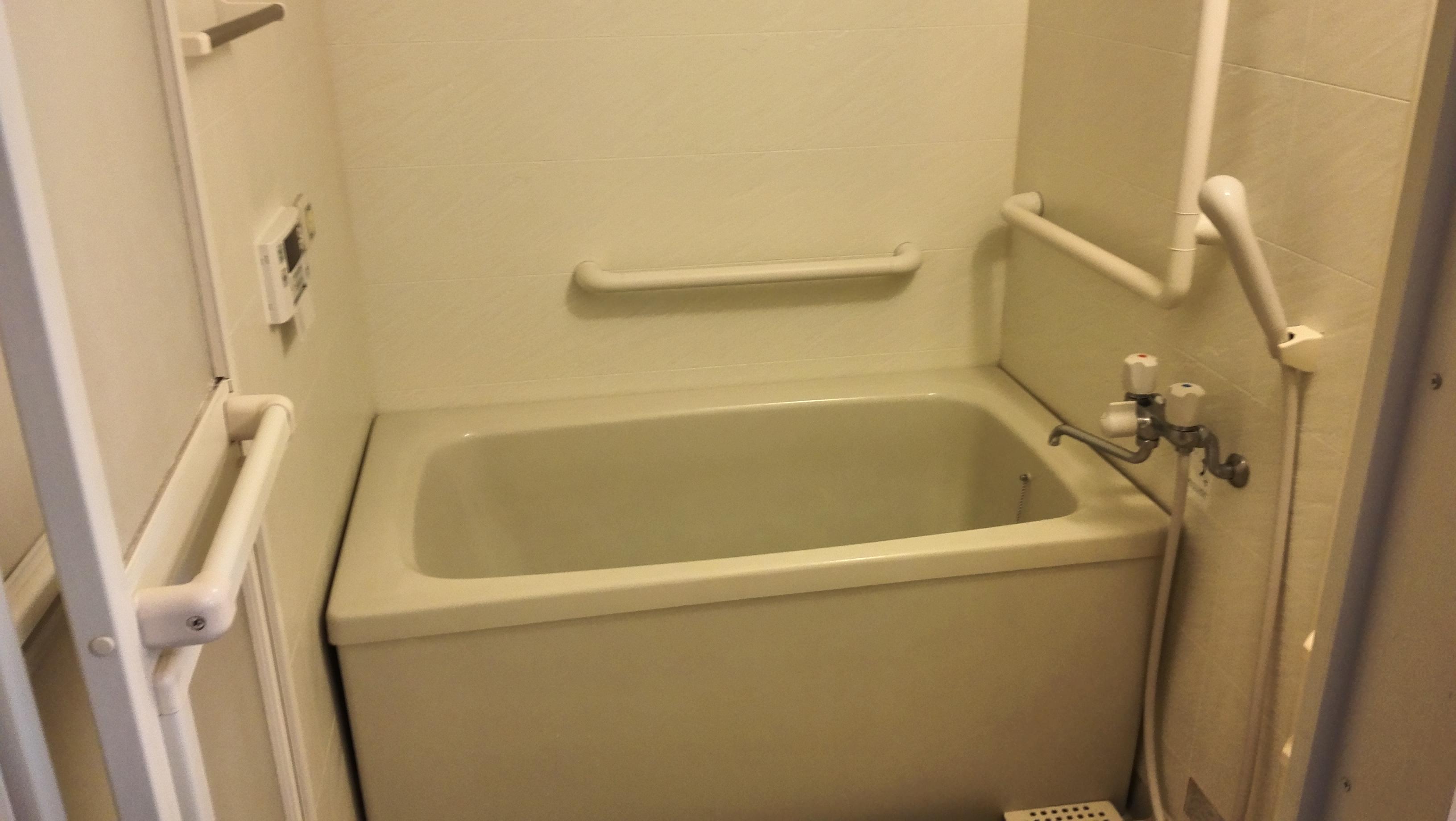 三鷹市M様浴室